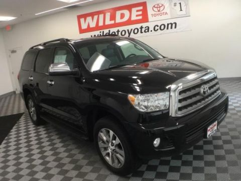 New 2017 Toyota Sequoia Limited