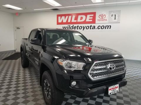 New 2017 Toyota Tacoma TRD Off Road Double Cab 5' Bed V6 4 Double Cab 4WD