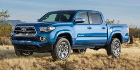 New 2017 Toyota Tacoma TRD Off Road Double Cab 6' Bed V6 4 Double Cab 4WD