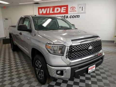 New 2018 Toyota Tundra 4WD SR5 Double Cab 6.5' Bed 5.7L FFV Double Cab 4WD