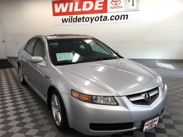 Pre Owned 2005 Acura Tl 4dr Sdn At 4dr Car In West Allis P76647