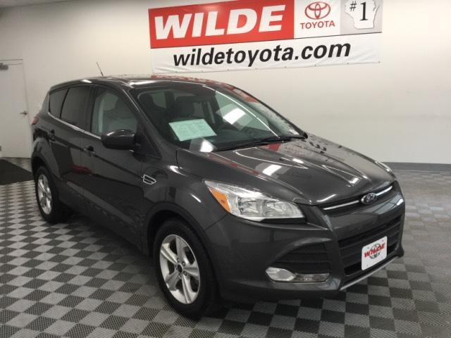pre-owned 2016 ford escape 4wd 4dr se sport utility in west allis