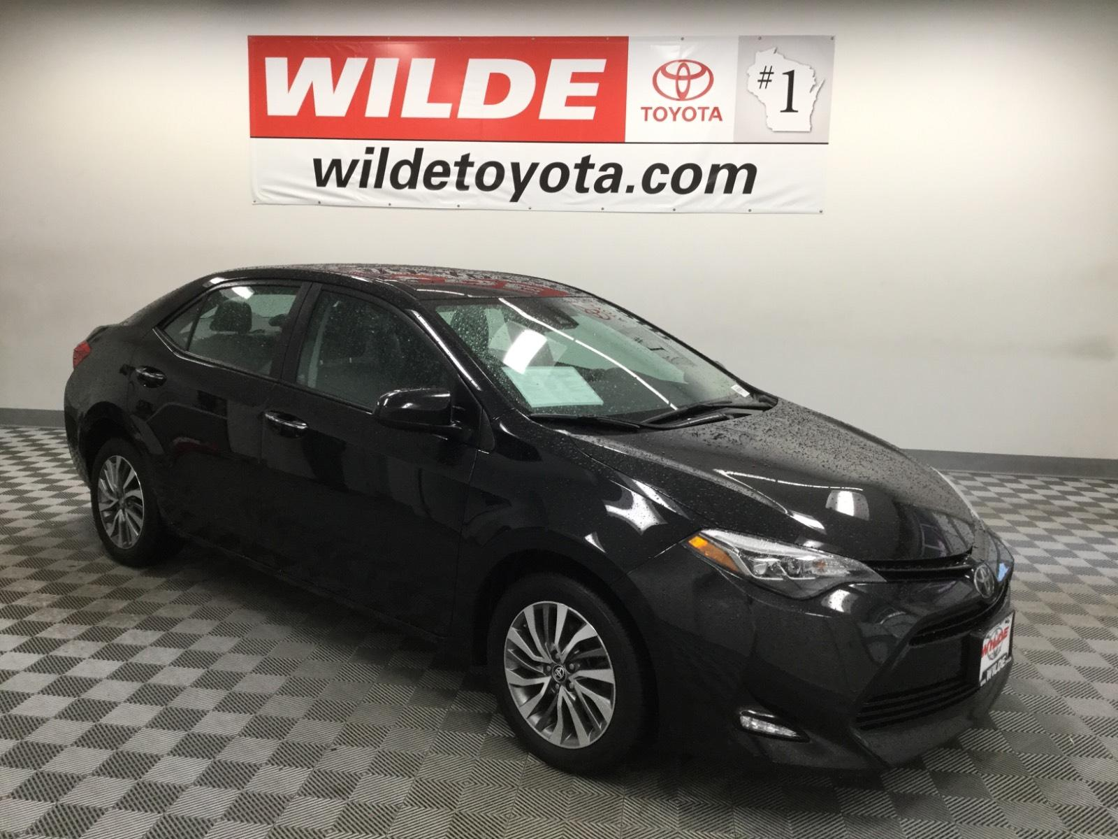 Pre-Owned 2017 Toyota Corolla XLE CVT