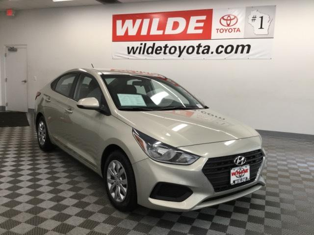 Pre-Owned 2018 Hyundai Accent SE Sedan Auto