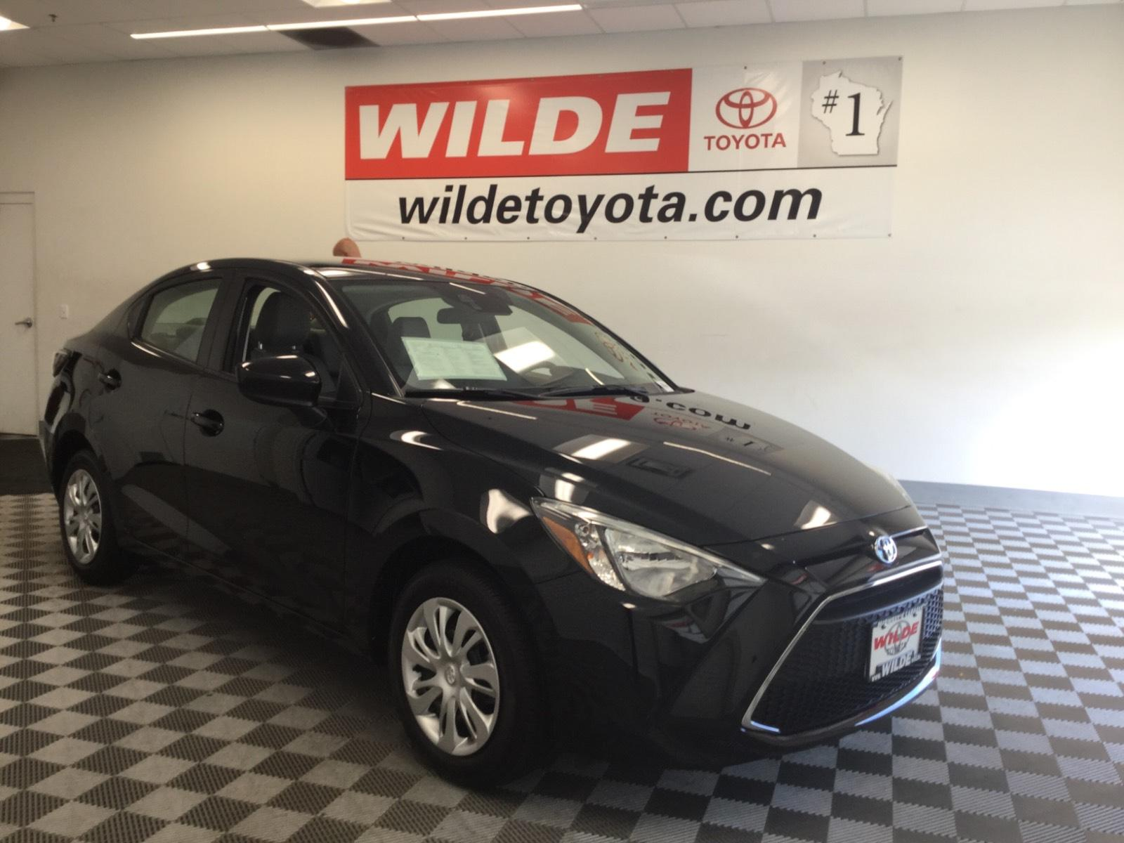 Pre-Owned 2020 Toyota Yaris L Auto