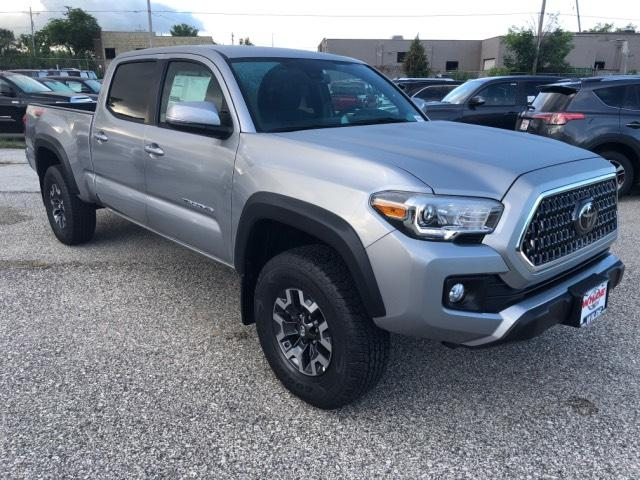 New 2018 Toyota Tacoma Trd Off Road Double Cab 6 Bed
