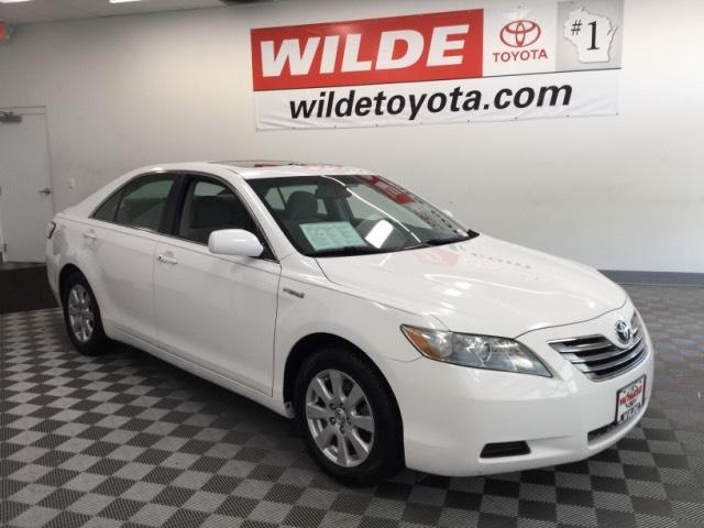 Good Pre Owned 2008 Toyota Camry Hybrid 4dr Sdn