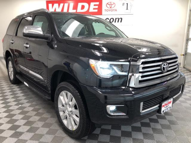 New 2019 Toyota Sequoia Platinum 4WD