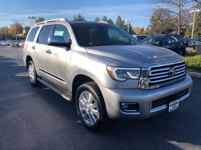 New 2019 Toyota Sequoia Platinum 4wd Sport Utility In West Allis