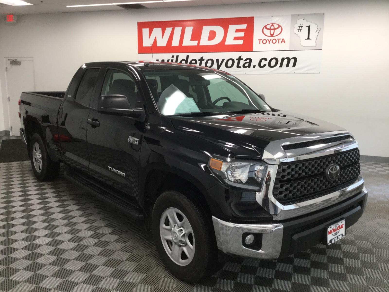 Pre-Owned 2019 Toyota Tundra SR5 Double Cab 6.5' Bed 5.7L