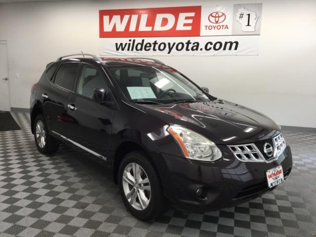 Pre Owned 2013 Nissan Rogue AWD 4dr SV