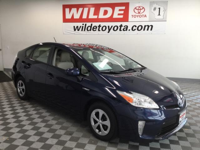 Pre-Owned 2012 Toyota Prius 5dr HB Four
