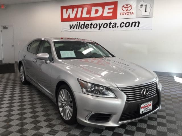 Pre Owned 2014 Lexus LS 460 4dr Sdn AWD