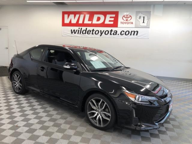 Pre Owned 2016 Scion Tc 2dr Hb Auto Natl