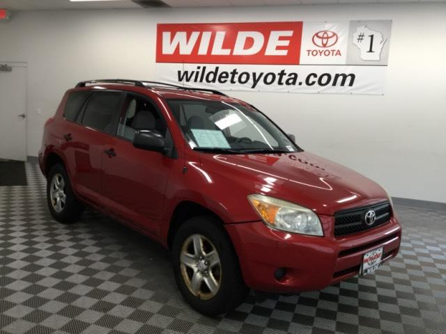 Pre-Owned 2006 Toyota RAV4 4dr Base 4-cyl 4WD