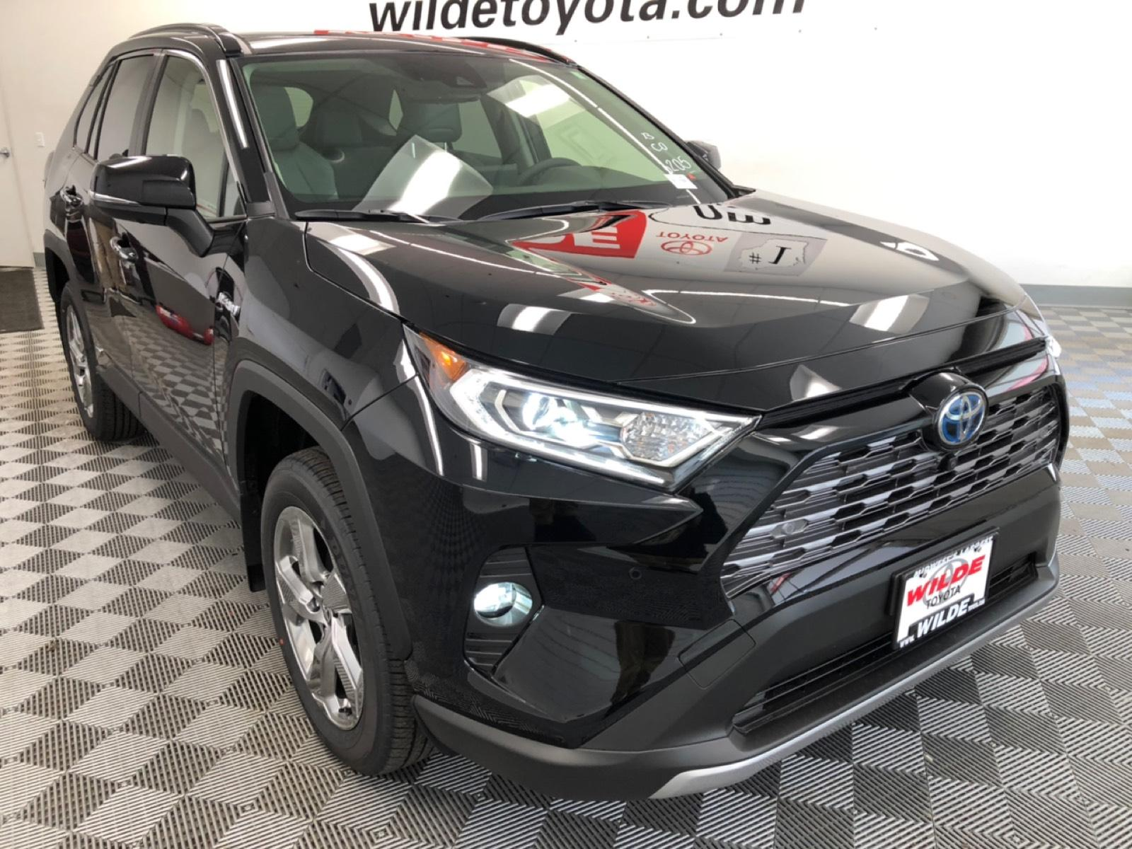 New 2020 Toyota RAV4 Hybrid Limited AWD *Ltd Avail*