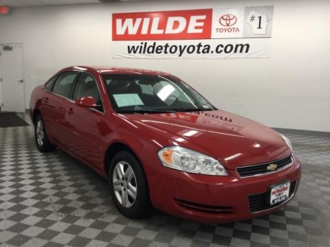 Pre-Owned 2007 Chevrolet Impala 4dr Sdn LS