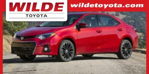 Certified Pre-Owned 2016 Toyota Corolla 4dr Sdn CVT S