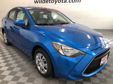 New 2019 Toyota Yaris 4-Door L Auto