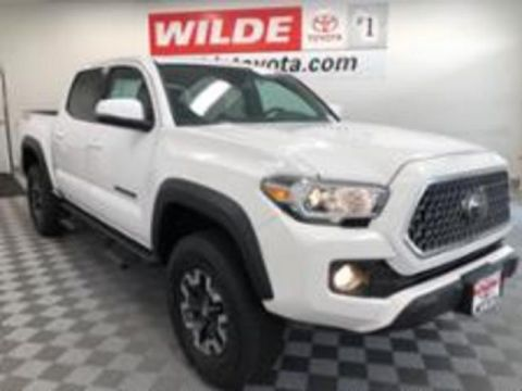 New 2020 Toyota Tacoma 4WD TRD Off Road Double Cab 6' Bed V6 A