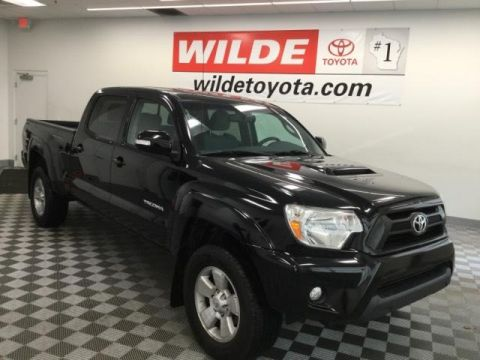 Pre-Owned 2013 Toyota Tacoma 4WD Double Cab LB V6 AT