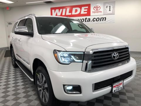 New 2020 Toyota Sequoia Limited 4WD