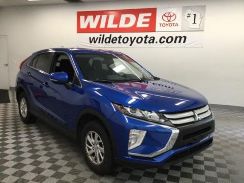 Pre-Owned 2019 Mitsubishi Eclipse Cross ES S-AWC *Ltd Avail*