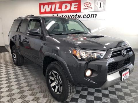 New 2020 Toyota 4Runner TRD Off Road Premium 4WD