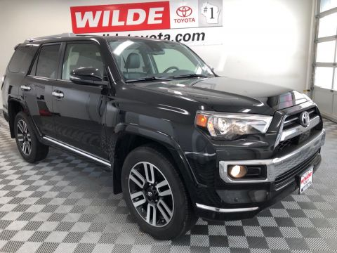 New 2020 Toyota 4Runner Limited 4WD