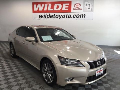 Pre-Owned 2013 Lexus GS 350 4dr Sdn AWD